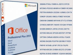 microsoft office 2013 32 bit product key free