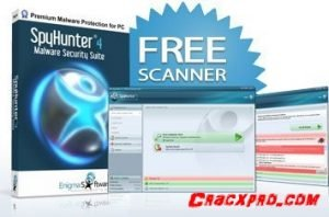 SpyHunter 4 Email and Password Crack 2017 + Keygen Free