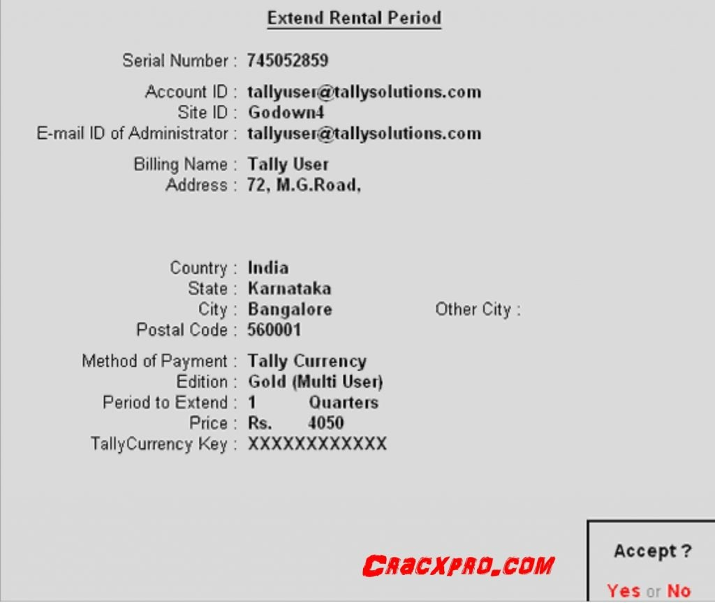 Tally erp 9 serial key v 4. 93 crack full version _ {latest.
