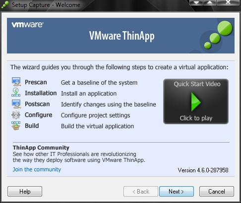 VMware ThinApp 5.2.7 Crack Full Keygen Torrent 2020