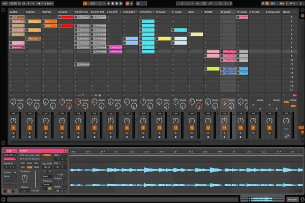 ableton live 9 free download full version mac