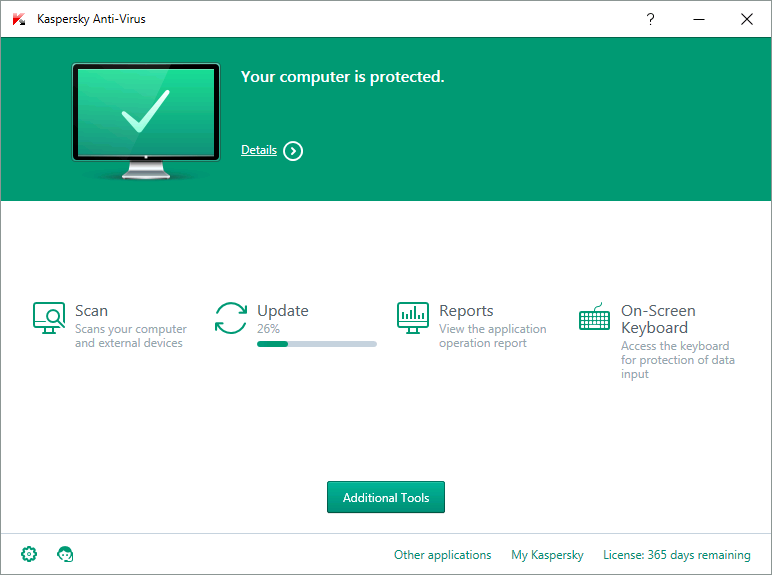 Kaspersky internet security 2018 one year activation code.