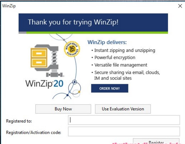 winzip registration code 2017