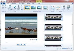 windows live movie maker with crack