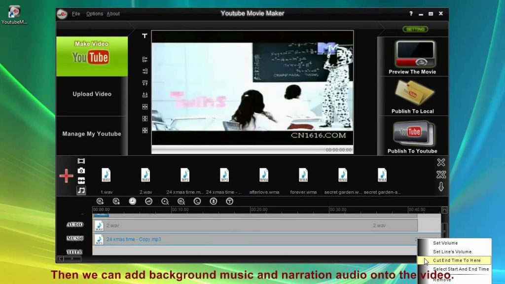 Youtube Movie Maker 16 Crack Full Serial Key Download